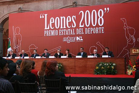 Presidium de la ceremonia