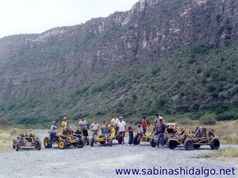 Club Off Road Sabinas Hidalgo