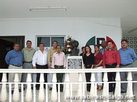 Guardia de Honor en memoria de Luis Donaldo Colosio